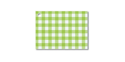 Gift Card - Printed, Gingham