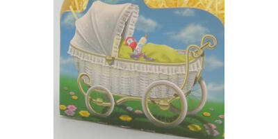 Gift Card - Printed, Baby Carriage