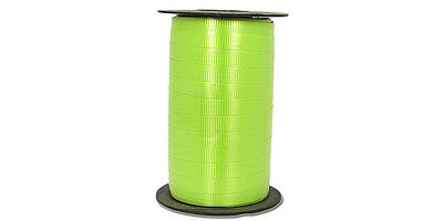 "Crimped Curling Ribbon, 3/16"", Celery"