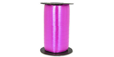 "Crimped Curling Ribbon, 3/16"", Beauty (Cerise)"